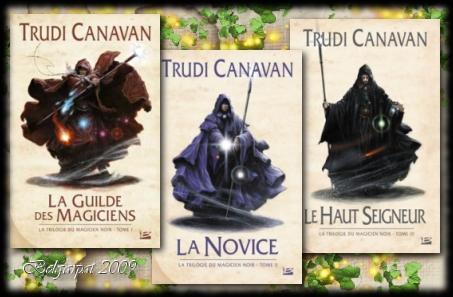 Canavan - Trilogie du magicien noir